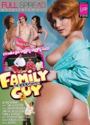 Family Guy The XXX Parody