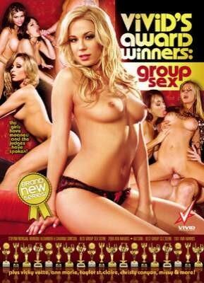 Vivid's Award Winners Group Sex