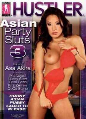 Asian Party Sluts 3