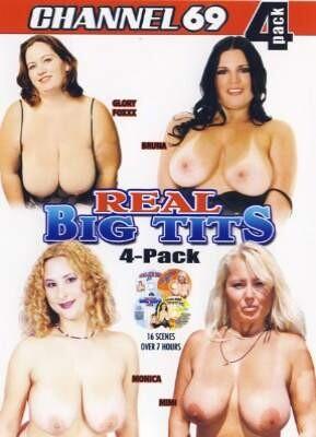Real Big Tits 4 Pack