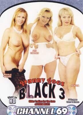 Granny Goes Black 3