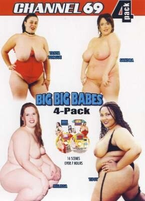 Big Big Babes 4 Pack