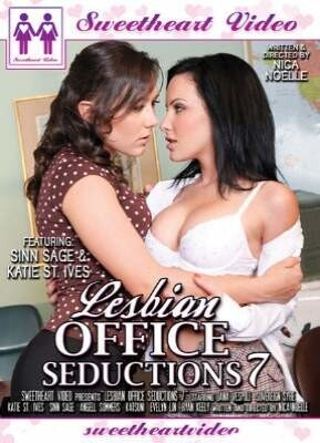 Lesbian Office Seductions 7