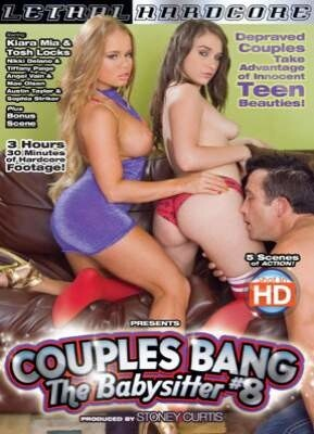Couple Bang The Babysitter 8