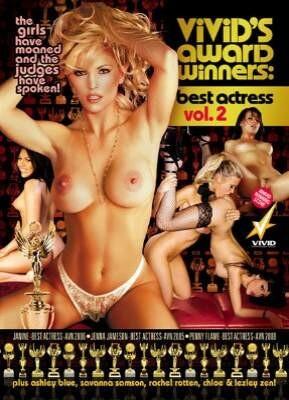 Vivid's Award Winners Best Actress 2