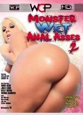 Monster Wet Anal Asses 2