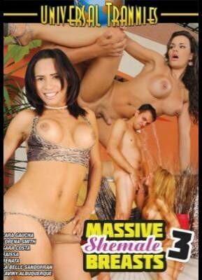 Massive Shemale Breasts 3