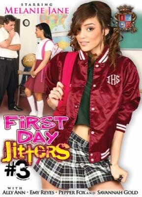 First Day Jitters 3