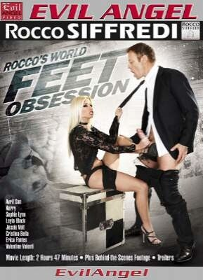 Rocco's World Feet Obsession
