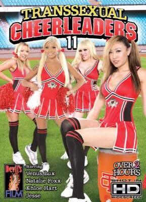 Transexual Cheerleaders 11