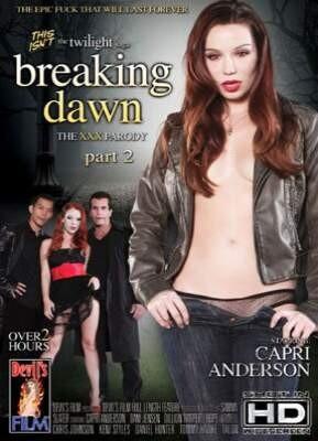 This Isn't The Twilight Saga Breaking Dawn The XXX Parody 2