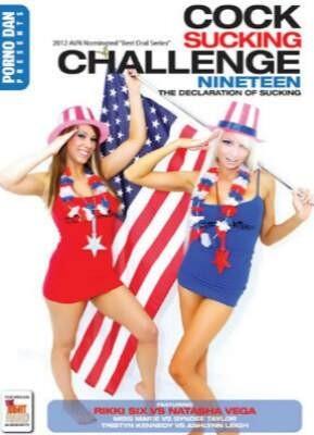 Cock Sucking Challenge 19
