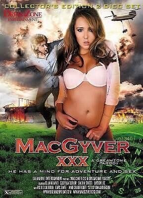 Macgyver Xxx A Dreamzone Parody
