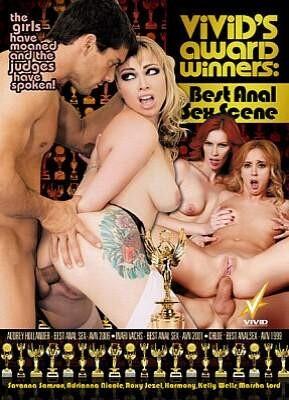 Vivids Award Winners  Best Anal Sex Scene