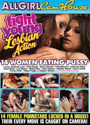 Tight Young Lesbian Action