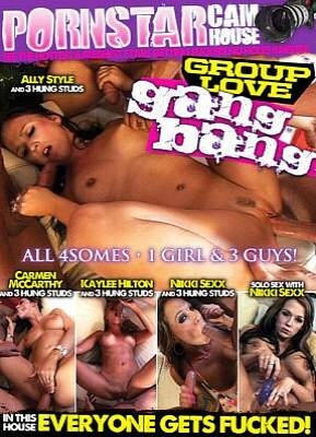 Group Love Gang Bang