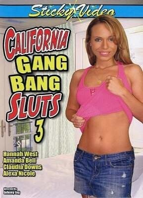 California Gang Bang Sluts 3