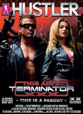 Hustlers This Aint Terminator XXX 3 D