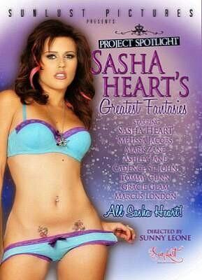 Sasha Hearts Greatest Fantasies