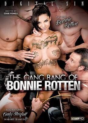 The Gang Bang of Bonnie Rotten