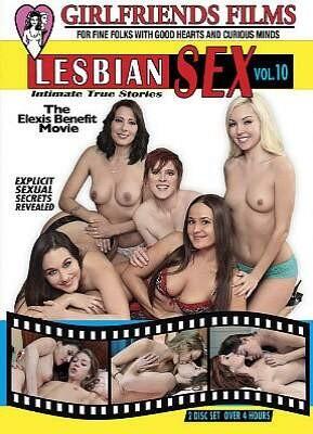 Lesbian Sex 10  Elexis Benefit Movie