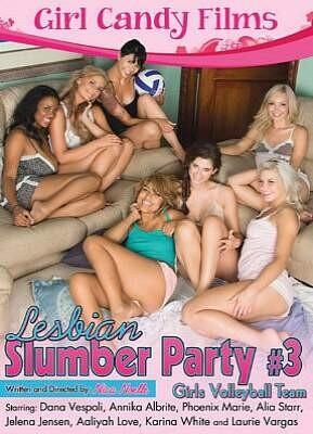 Lesbian Slumber Party 3