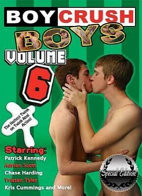 Boy Crush 6 Special Edition