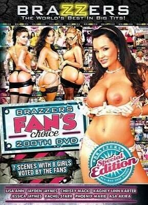 Brazzers Fans Choice 200th DVD