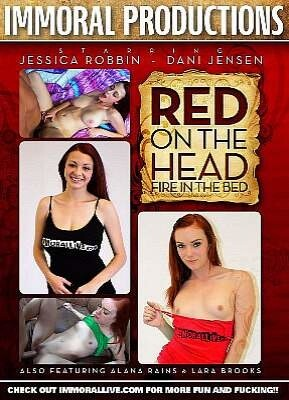 Red On The Head Fire In Bed