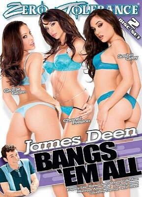 James Deen Bangs Em All