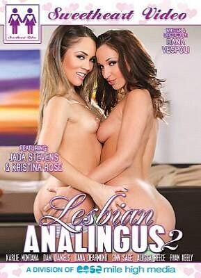 Lesbian Analingus 2