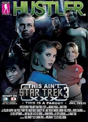 This Ain't Star Trek 3 XXX