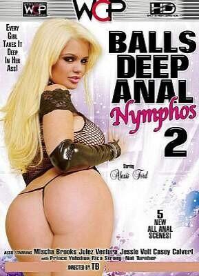Balls Deep Anal Nymphos 2