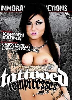 Tattooed Temptresses 2