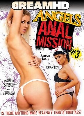 Angels Anal Mission 3