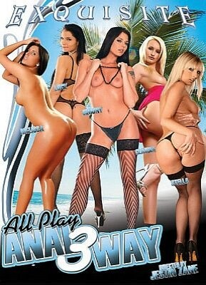 All Play Anal 3 Way