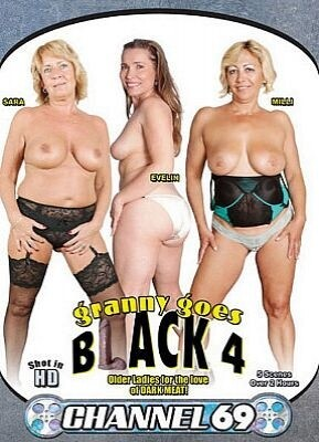 Granny Goes Black 4