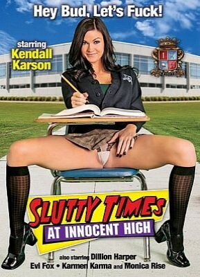 Slutty Times At Innocent High