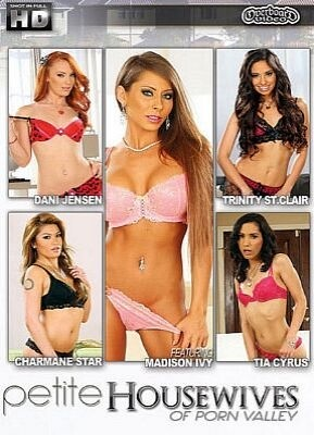 Petite Housewives Of Porn Valley