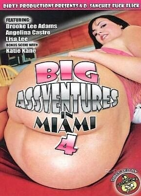Big Assventures In Miami 4