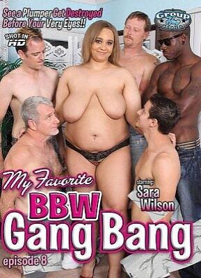 My Favorite BBW Gang Bang 8