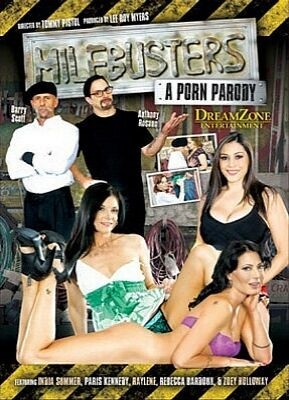 MILFBusters A Porn Parody