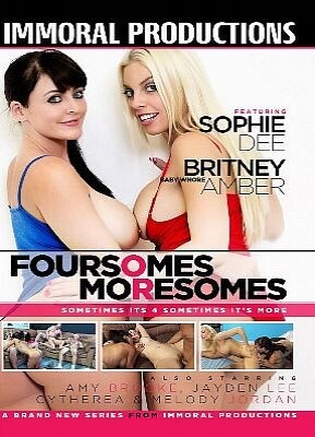 Foursomes Or Moresomes 1