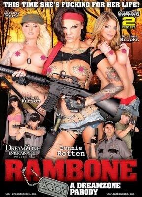 Rambone XXX: A Dreamzone Parody