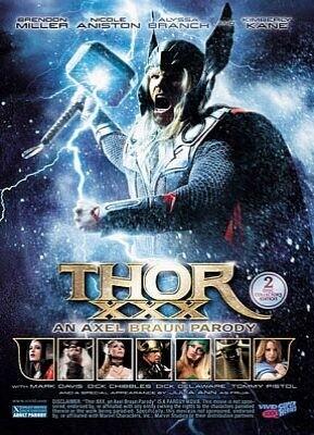 Thor XXX An Axel Braun Parody