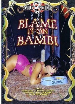 Blame It On Bambi rr