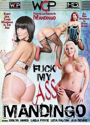 Fuck My Ass Mandingo