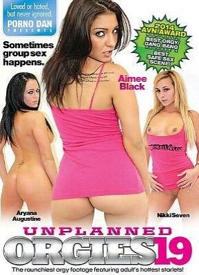 Unplanned Orgies 19