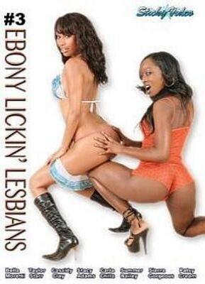 Ebony Lickin Lesbians 3