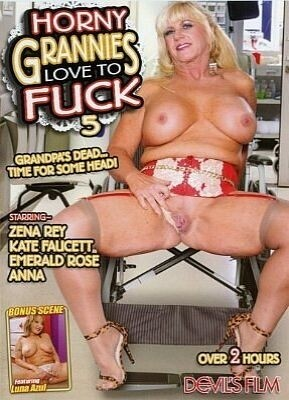 Horny Grannies Love To Fuck 5